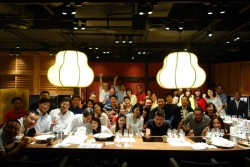 乾杯SAKE学苑蔵元ディナー2015 郷乃誉3